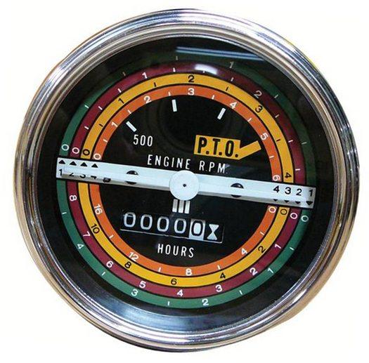 Ih 2424 Tractor Loader : Tachometer t h e company