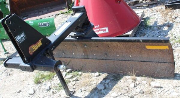 Bison NVH210T 7ft Rear Blade