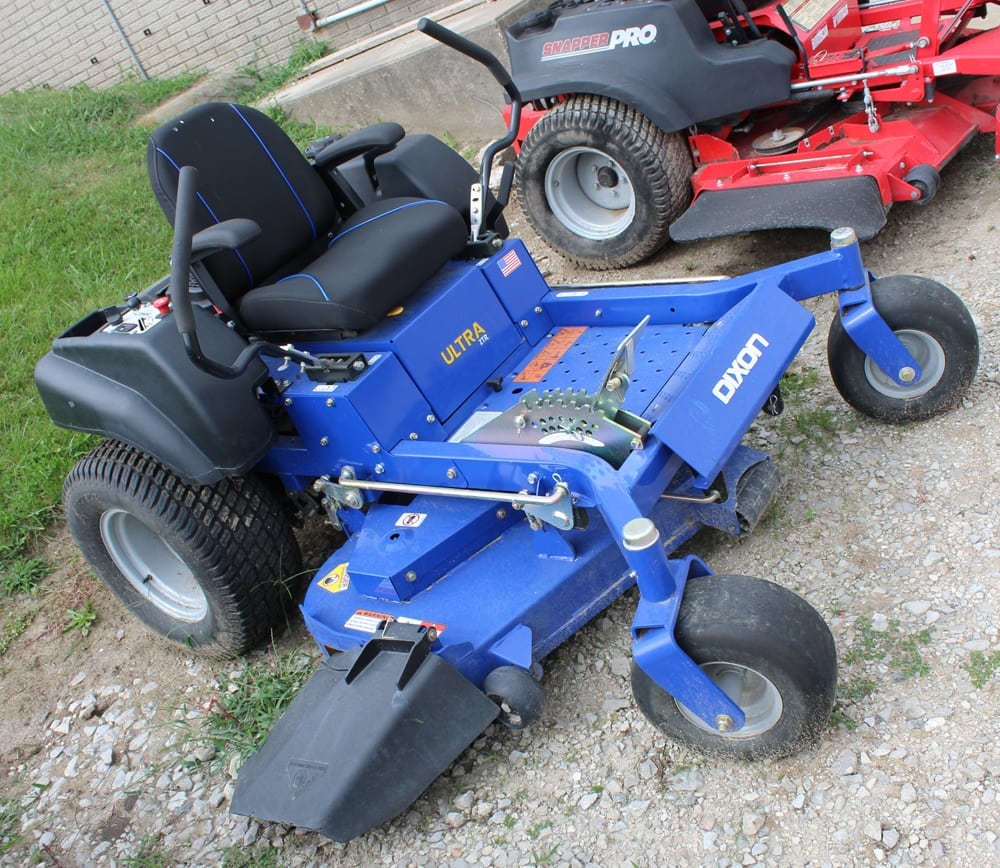 Dixon Ultra Ztr 52 Lawn Mower T H E Company