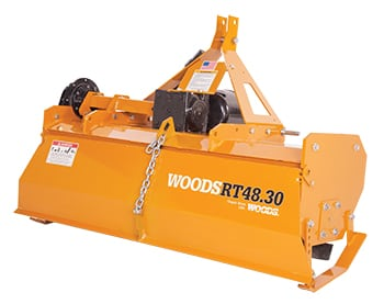 NEW Woods RT48.30 TILLER