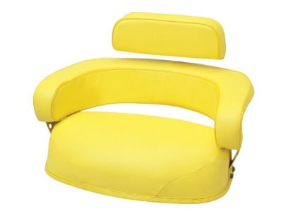 3-Piece Replacement Cushion Set to fit John Deere