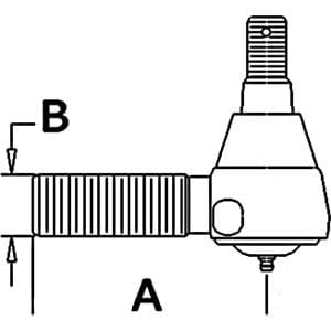 Ball Joint Right Hand Threads