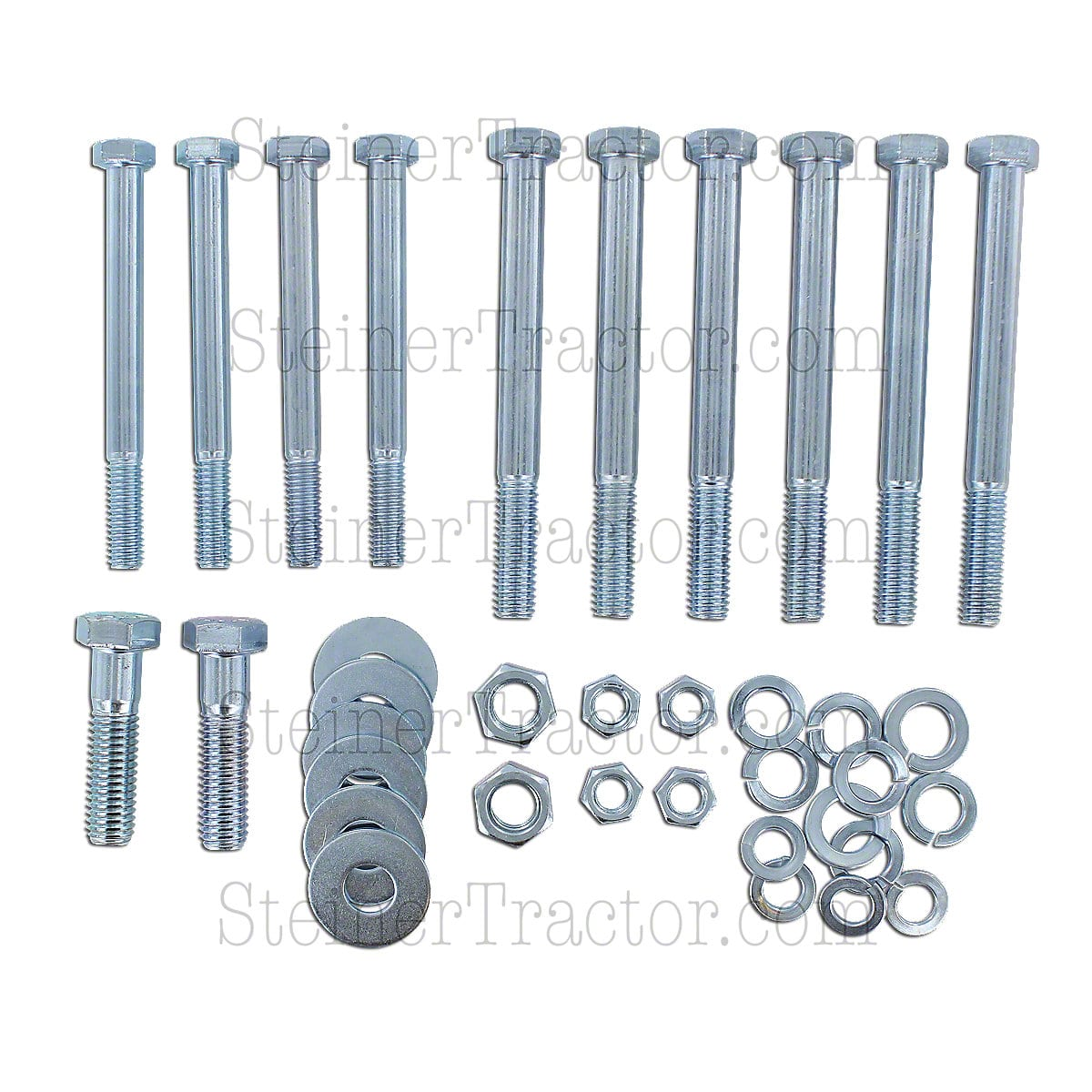 Intake and Exhaust Bolt Kit