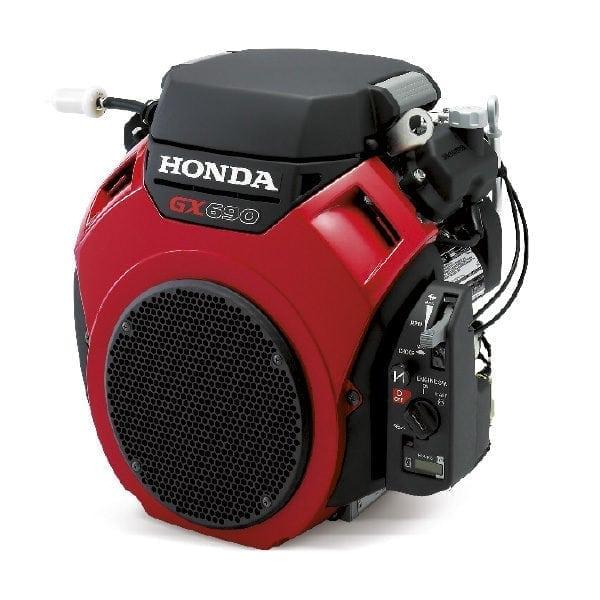 """Honda GX690 Engine, 28HP, 1-1/8"""" Shaft with Box"""