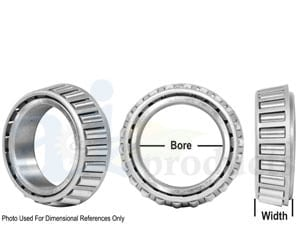 Cone, Tapered Roller Bearing