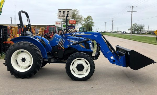 New Holland Workmaster 50 Tractor