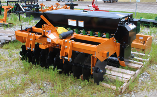 Woods Seeder PSS72 Hunting Edition