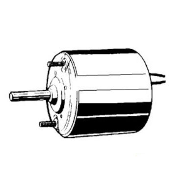 Cab Blower Motor for International Harvester 766-1568