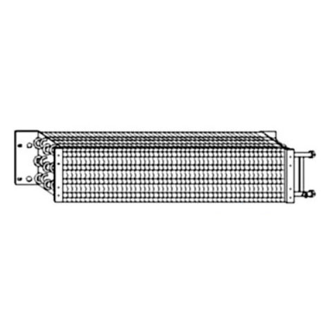 Evaporator Core for International Harvester Combines 1420-1480, 886-1586