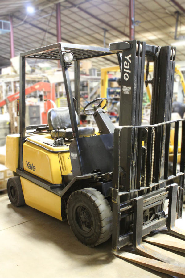 Used Yale GLP050 Forklift
