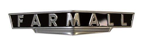 Farmall Front Emblem
