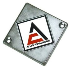 Allis Chalmers Steering Wheel Emblem