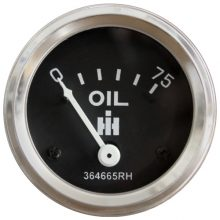 IH Oil Gauge, Dash Mount