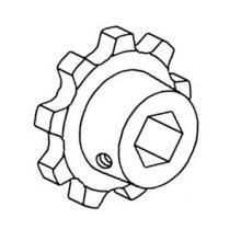 Feeder Chain Sprocket