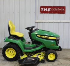 John Deere X540 Riding Mower