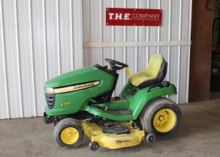 John Deere X500 Riding Mower