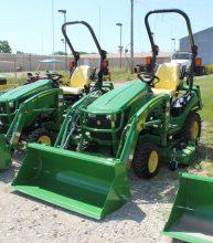 John Deere 1025R Tractor- NEW!