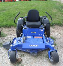 Dixon Ultra ZTR 52 Lawn Mower