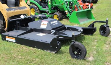 Erskine PMI72V2 Brush Mower with Front Gauge Wheels