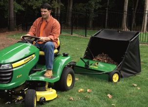 42″ New Lawn Sweeper