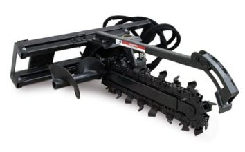 Erskine 4' 6″ Trencher