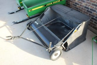 Used Lawn Sweep