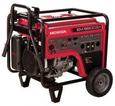 Honda EM6500S