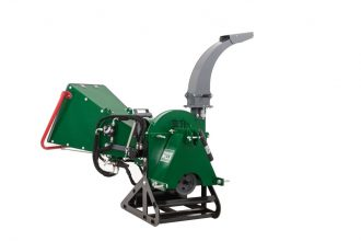 "Woodland Mills WC88 8"" Wood Chipper"
