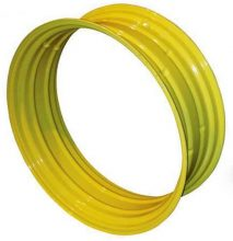 "12"" x 38"" Yellow Double Bevel Rim"