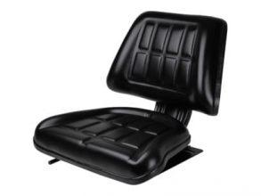 Universal Compact Seat, Slides, Black