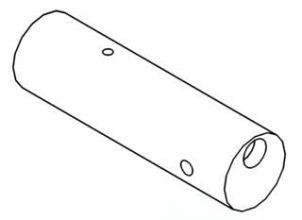 Bolster Pivot Pin