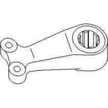 Center Steering Arm R51121 for John Deere 4555, 4560, 4630, 4640, 4650, 4755 & 4760