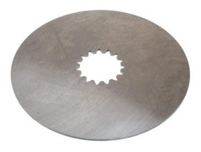 Center Disc Plate