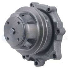 Water Pump with Single Pulley & Gasket without Back Housing