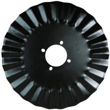 Coulter Blade