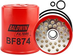 Can Type Fuel Filter