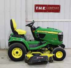 John Deere X734 Riding Lawn Mower