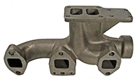 International Front Exhaust Manifold