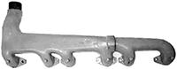 Manifold Two-Piece Diesel Exhaust