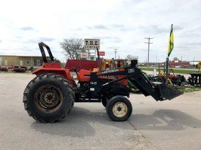 Allis Chalmers 6140 Diesel Tractor