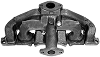 Case Manifold Intake & Exhaust