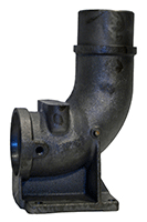 Exhaust Elbow for Case 1470 & 1570