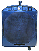 Allis Chalmers D17 Radiator
