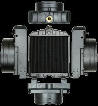 Allis Chalmers D15 Radiator