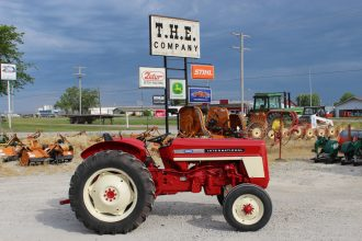 International Harvester 354