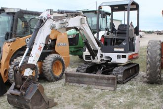 2007 Bobcat 325G Compact Excavator