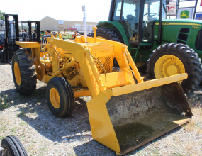 Ford 5021F Backhoe