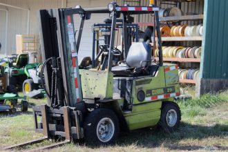 Used Clark GPX25E Forklift for Sale