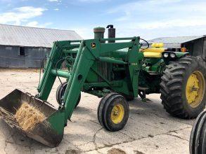 '66 John Deere 4020 Tractor