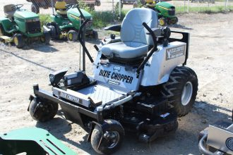 "Dixie Chopper Silver Eagle 60"" Zero Turn Mower"